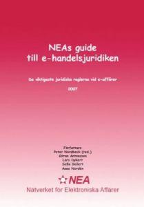 NEAs guide till e-handelsjuridiken