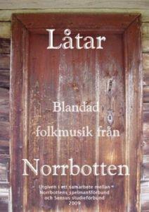 Låtar - Blandad folkmusik från Norrbotten