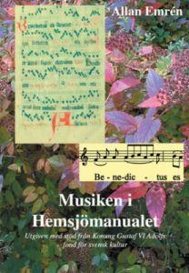 Musiken i Hemsjömanualet