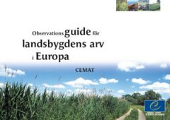Observationsguide för landsbygdens arv i Europa