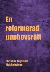 En reformerad upphovsrätt