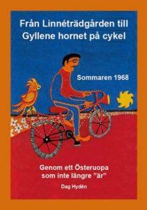 Från Linnéträdgården till Gyllene hornet på cykel