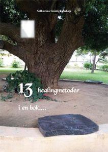 13 healingmetoder i en bok....