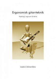 Ergonomisk gitarrteknik