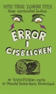 Error i cisblicken av Wendel Strömbeck