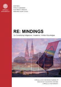 RE:Mindings av May-Britt Öhman och Hiroshi Maruyama och Johan Gärdebo