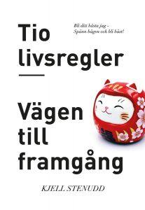 Tio livsregler - Vägen till framgång  av Kjell Stenudd