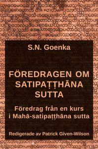 Föredragen om Satipatthana sutta