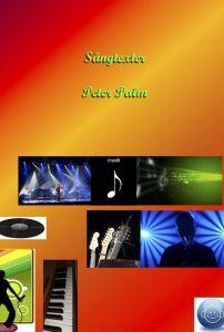 Sångtexter av Peter Palm
