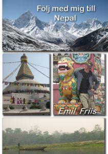 Följ med mig till Nepal av Emil Friis