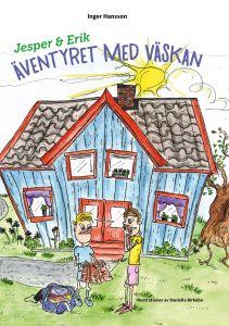 Jesper och Erik – Äventyret med väskan av Inger Hansson