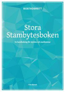Stora Stambytesboken av Ylva Sjönell