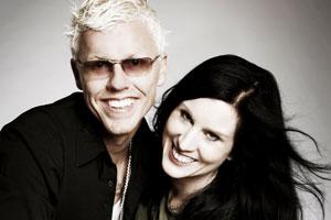 Bingo Rimer + Linda Skugge = Sant