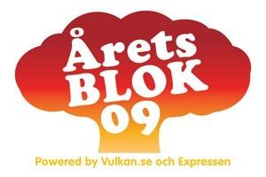 Årets blok 2009