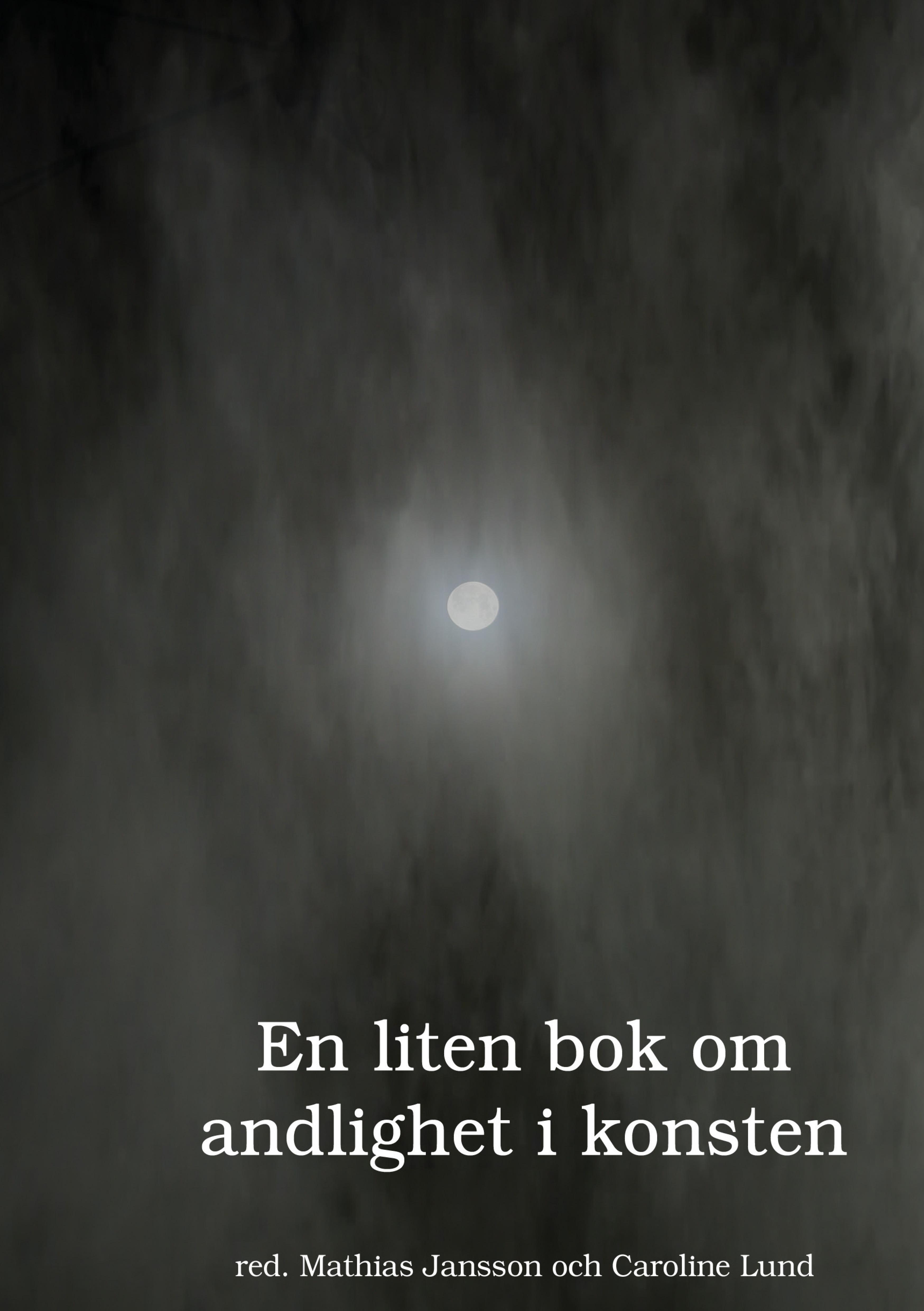 En liten bok om andlighet i konsten av Mathias Jansson
