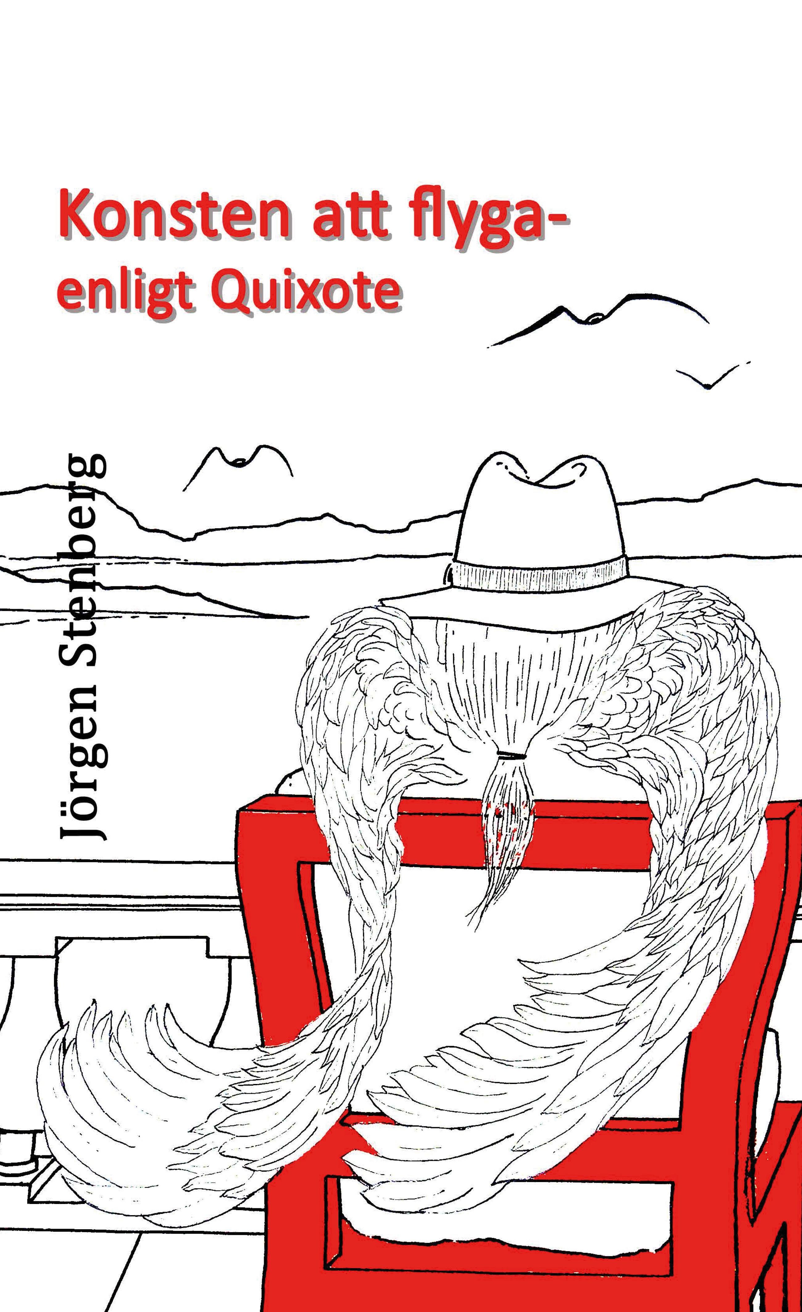 """Lästips, """"Konsten att flyga - enligt Quixote"""""""
