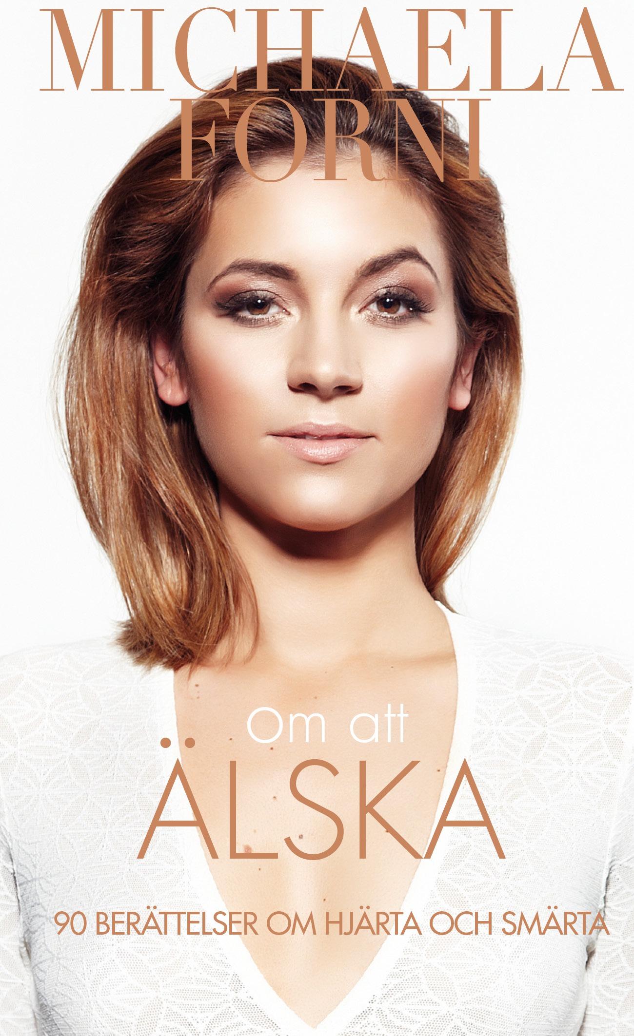 """Michaela Forni släpper """"Om att ÄLSKA"""" på Vulkan"""