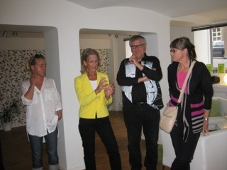 Smartphonecoaching presenterades på ett releaseparty
