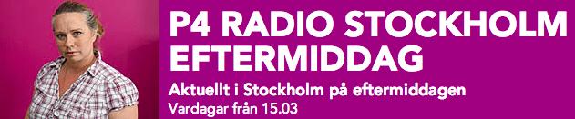 Vulkanförfattaren Samuel Brissman i intervju med Radio Stockholm