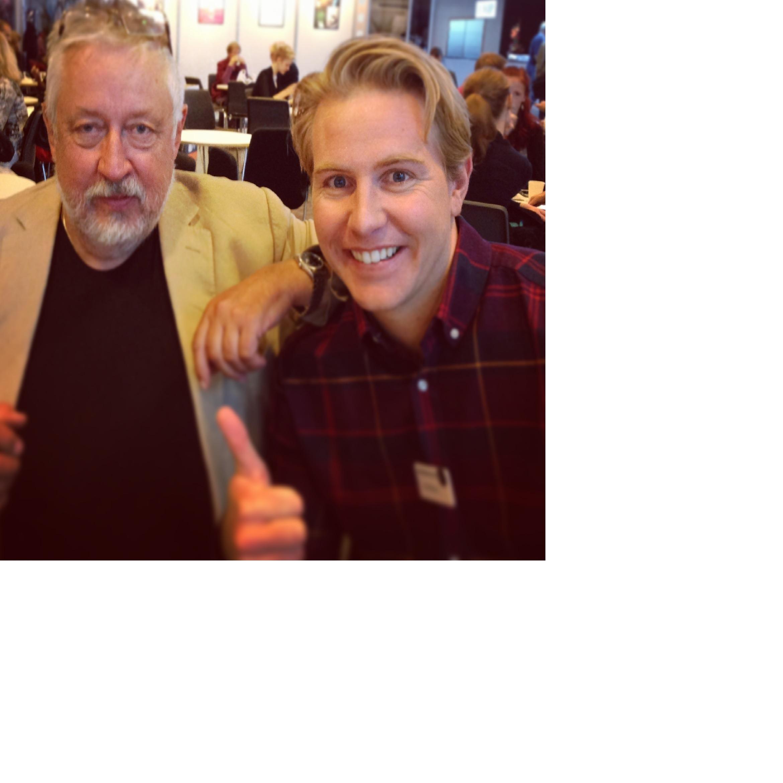 Leif G.W Persson och Helikopterrånet -inifrån