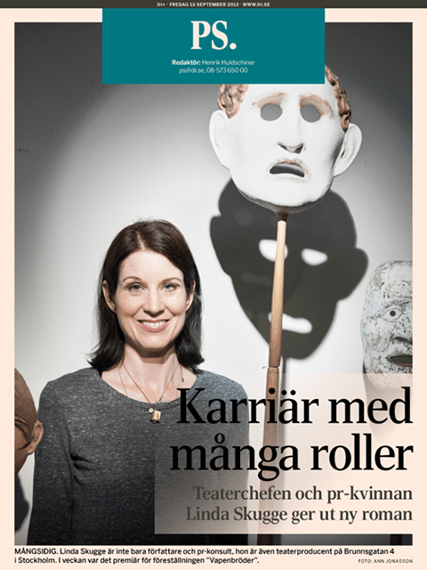 Linda Skugge i DI