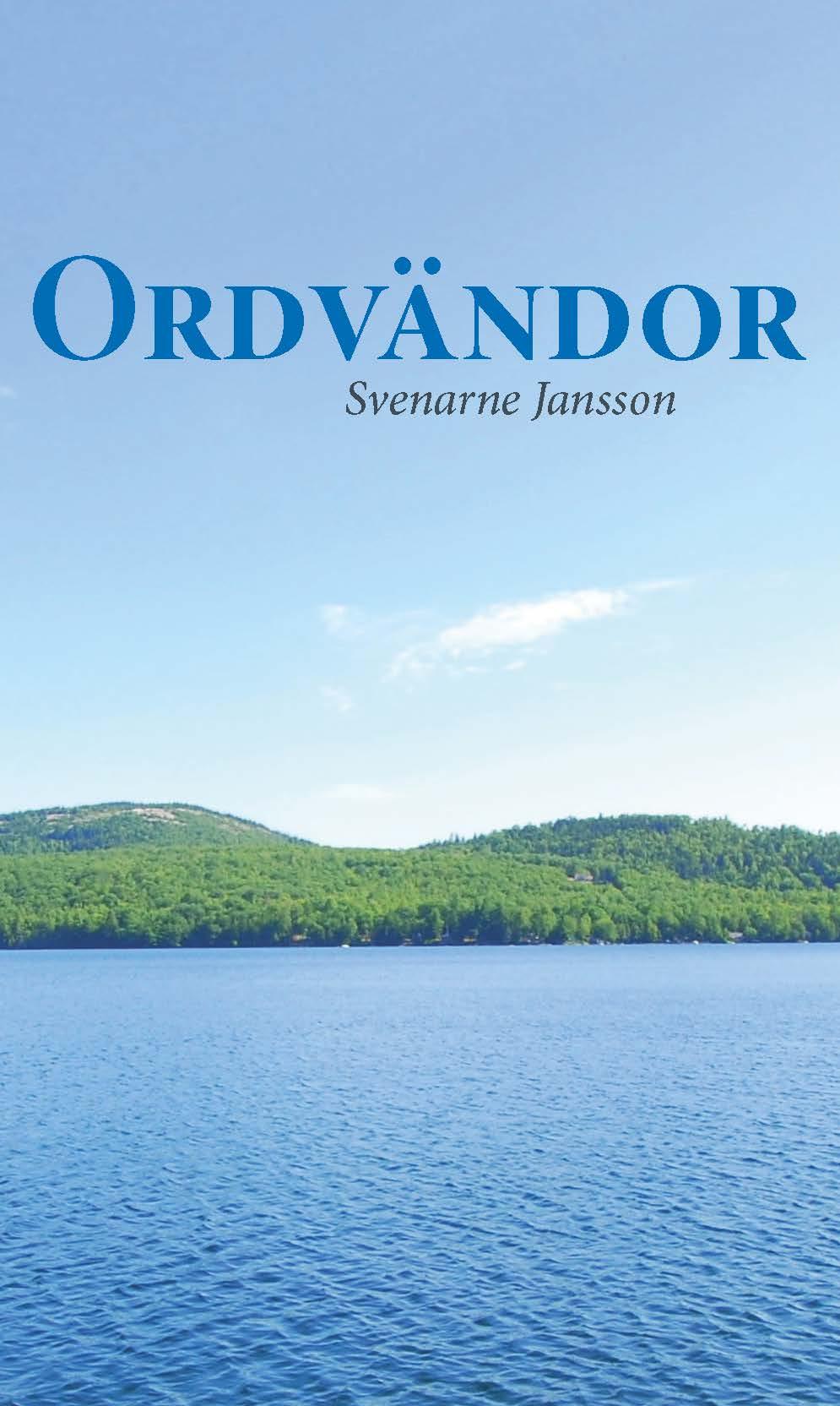 """Riktigt fin recension av """"Ordvändor"""" i Sundsvalls tidning"""