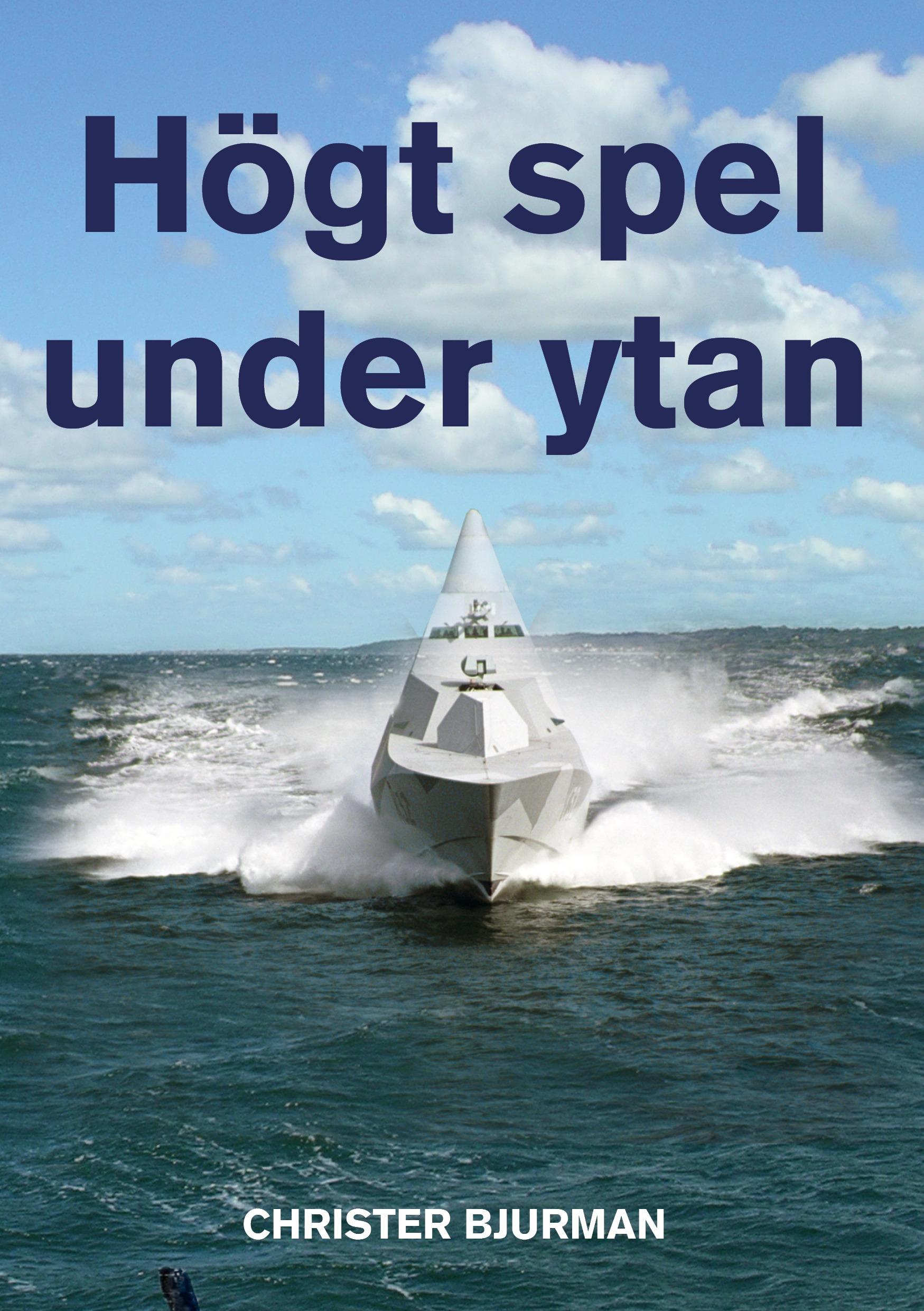 Högt spel under ytan får en fin recension i Flottans män