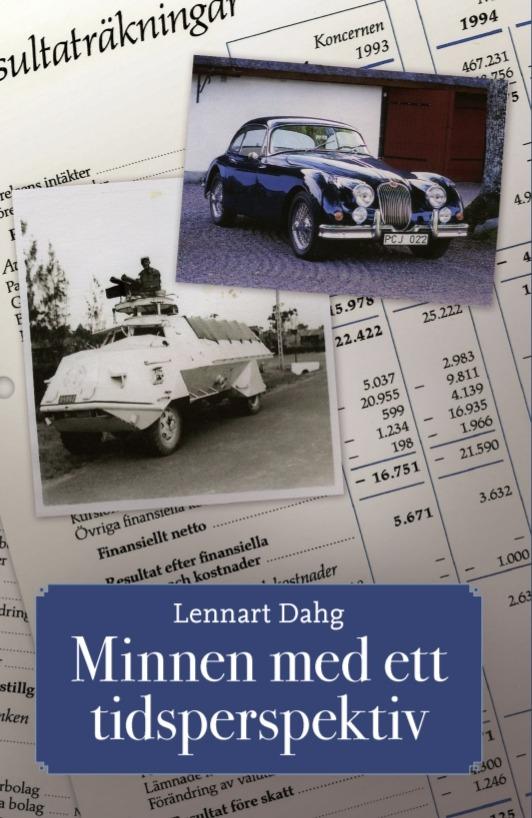 Lennart Dahg intervjuad i Båstad tidning