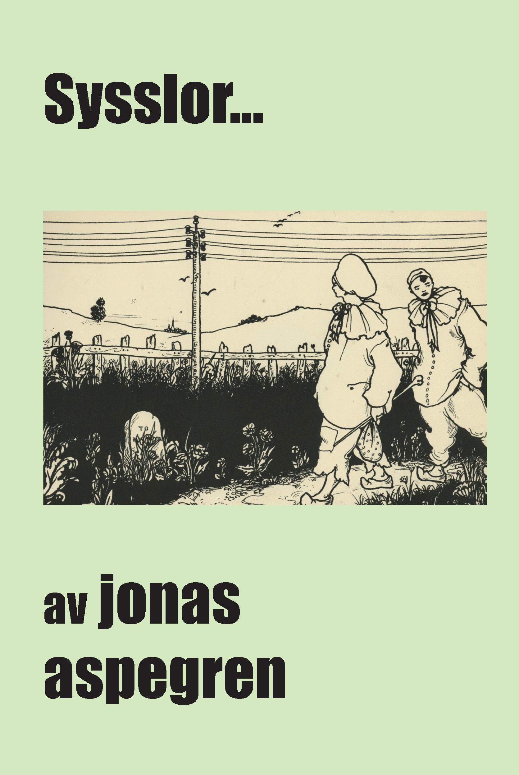 """Jonas Aspegrens """"Sysslor..."""" recenserad i SvD"""