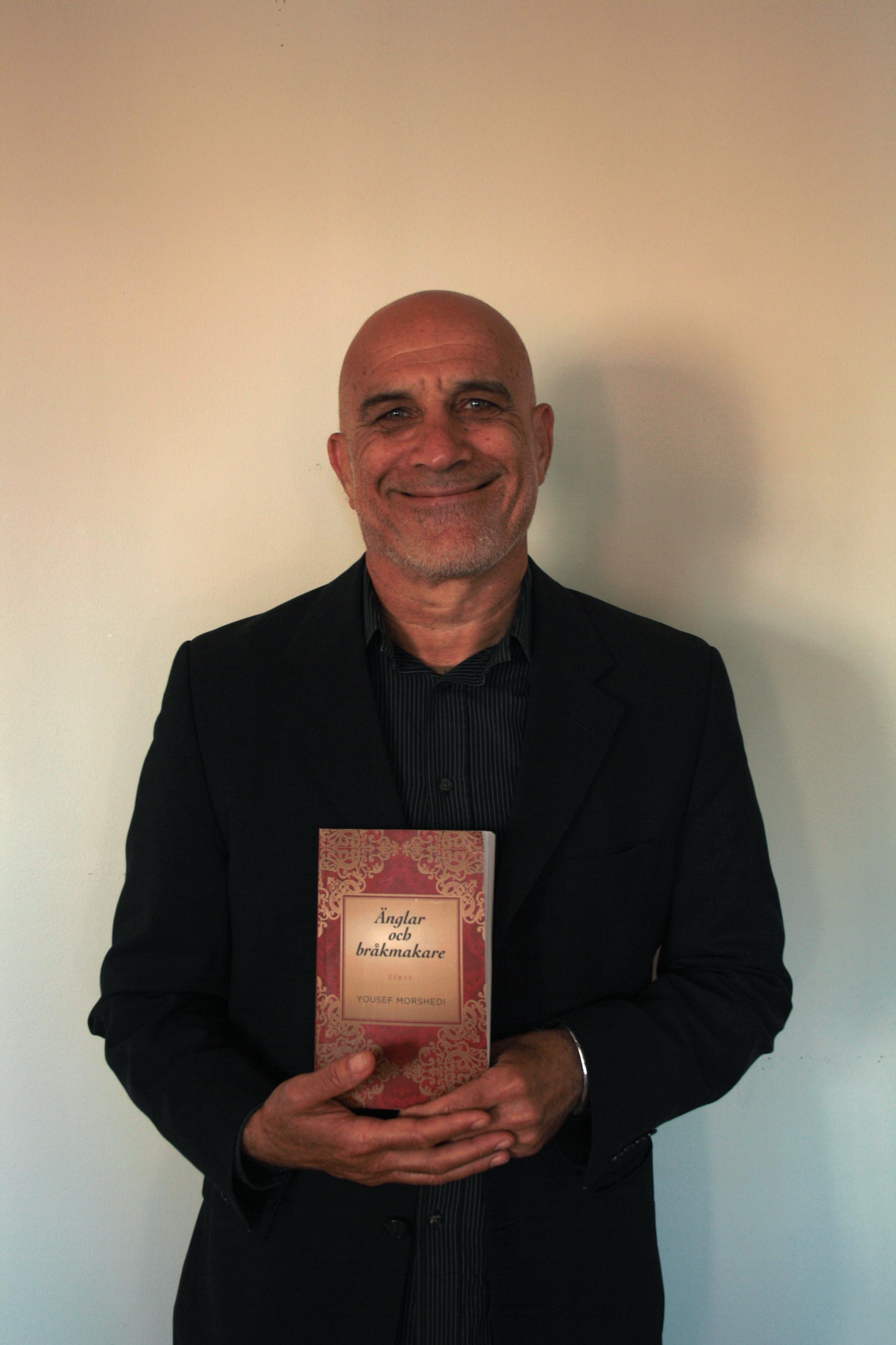 Yousef Morshedi - Änglar och bråkmakare