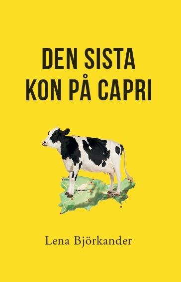 Den sista kon på Capri av Lena Björkander