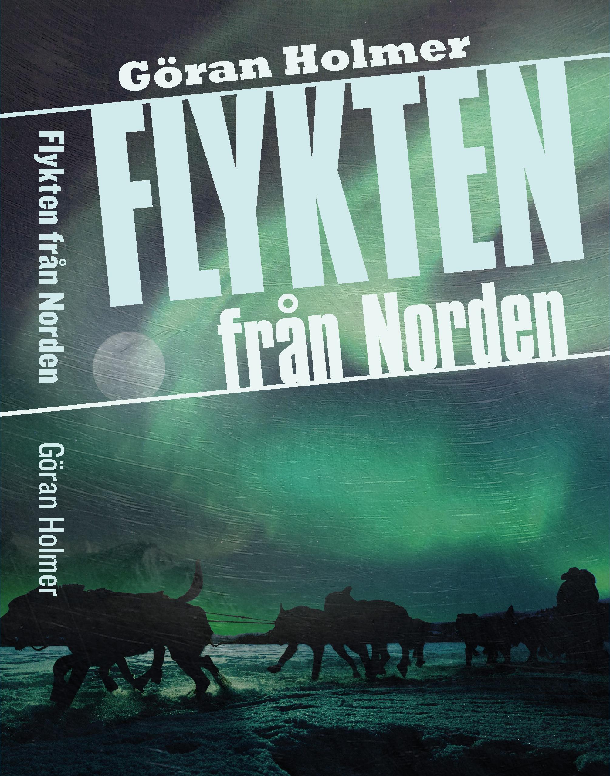 Flykten från Norden av Göran Holmer