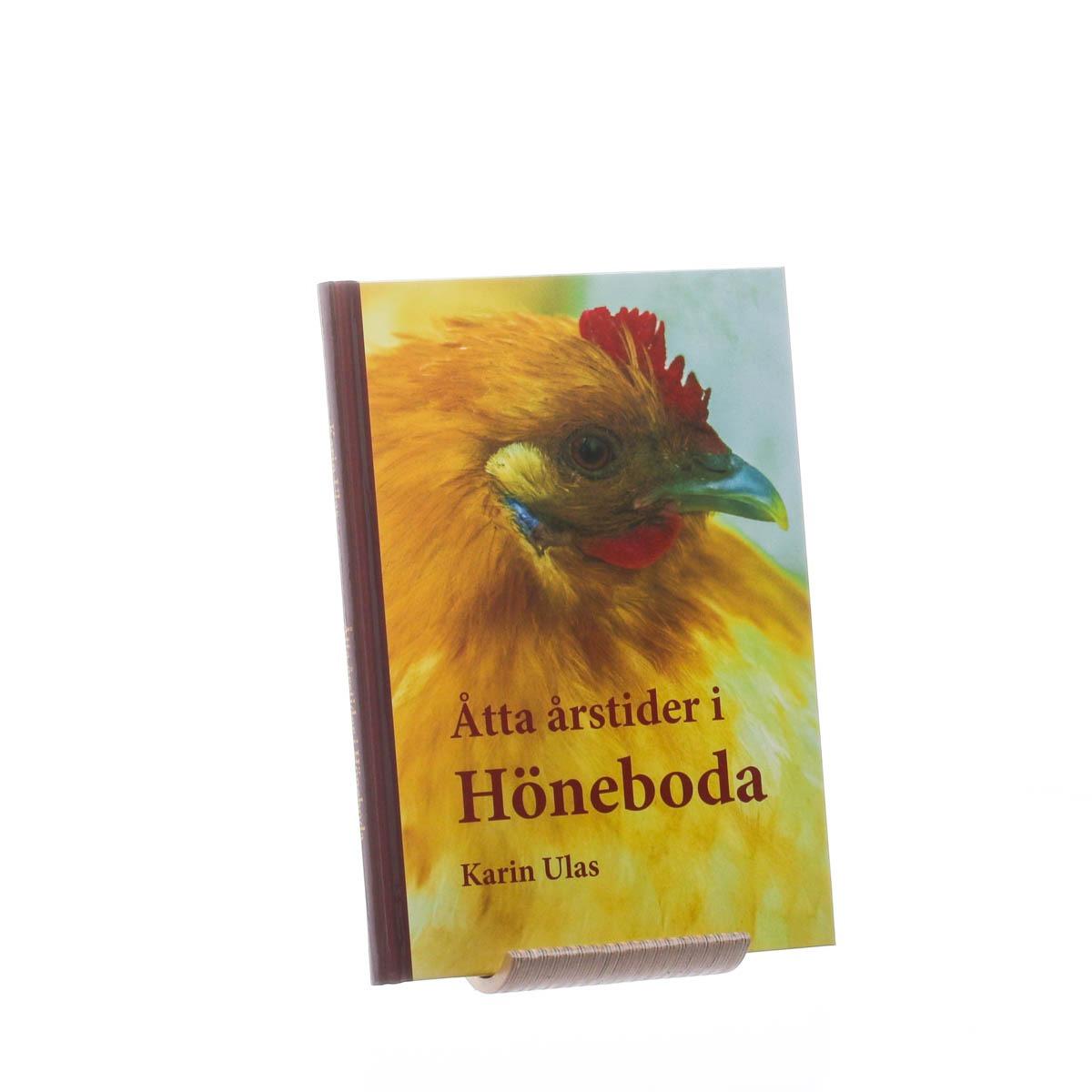 Åtta årstider i Höneboda av Karin Ulas