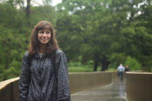 Författarintervju med Mona Risberg om Eljest - ett annat ord för annorlunda