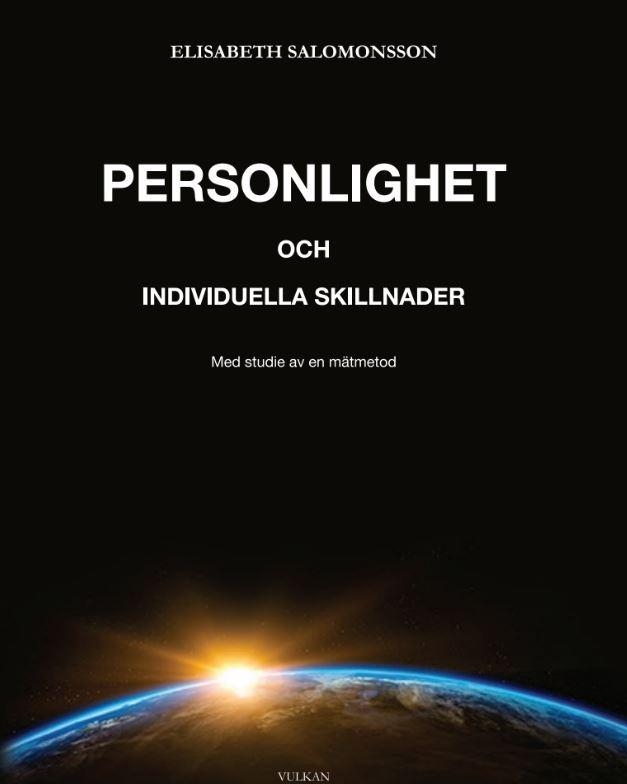 Personlighet och individuella skillnader av Elisabeth Salomonsson