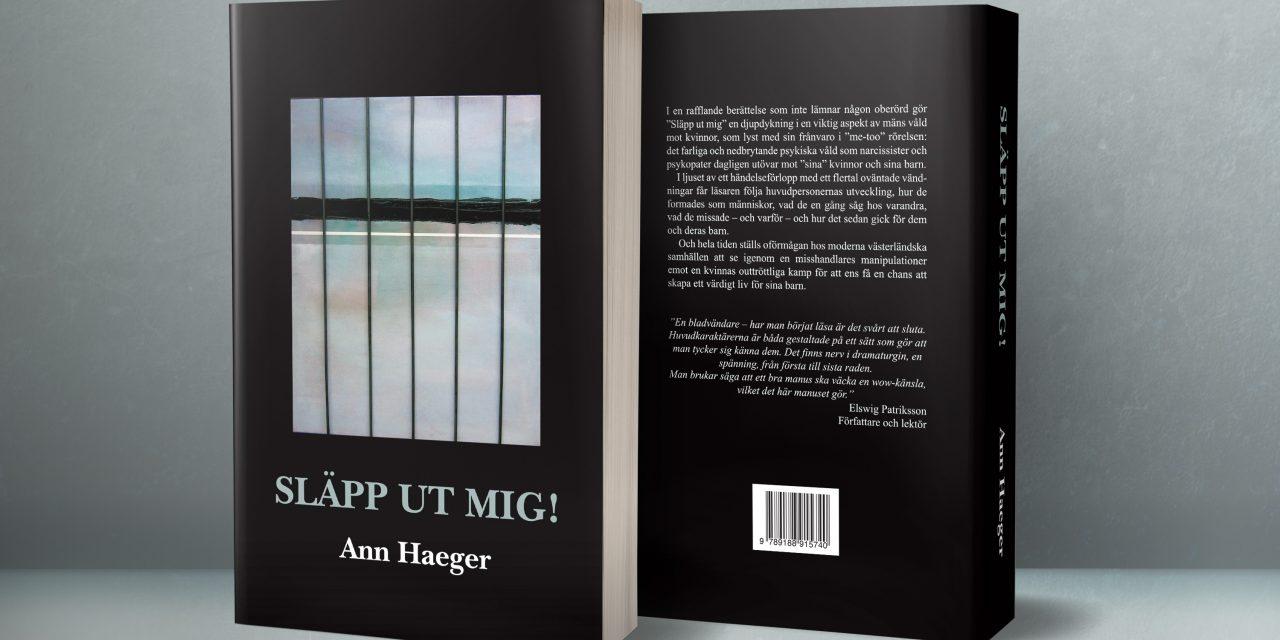 Släpp ut mig av Ann Haeger