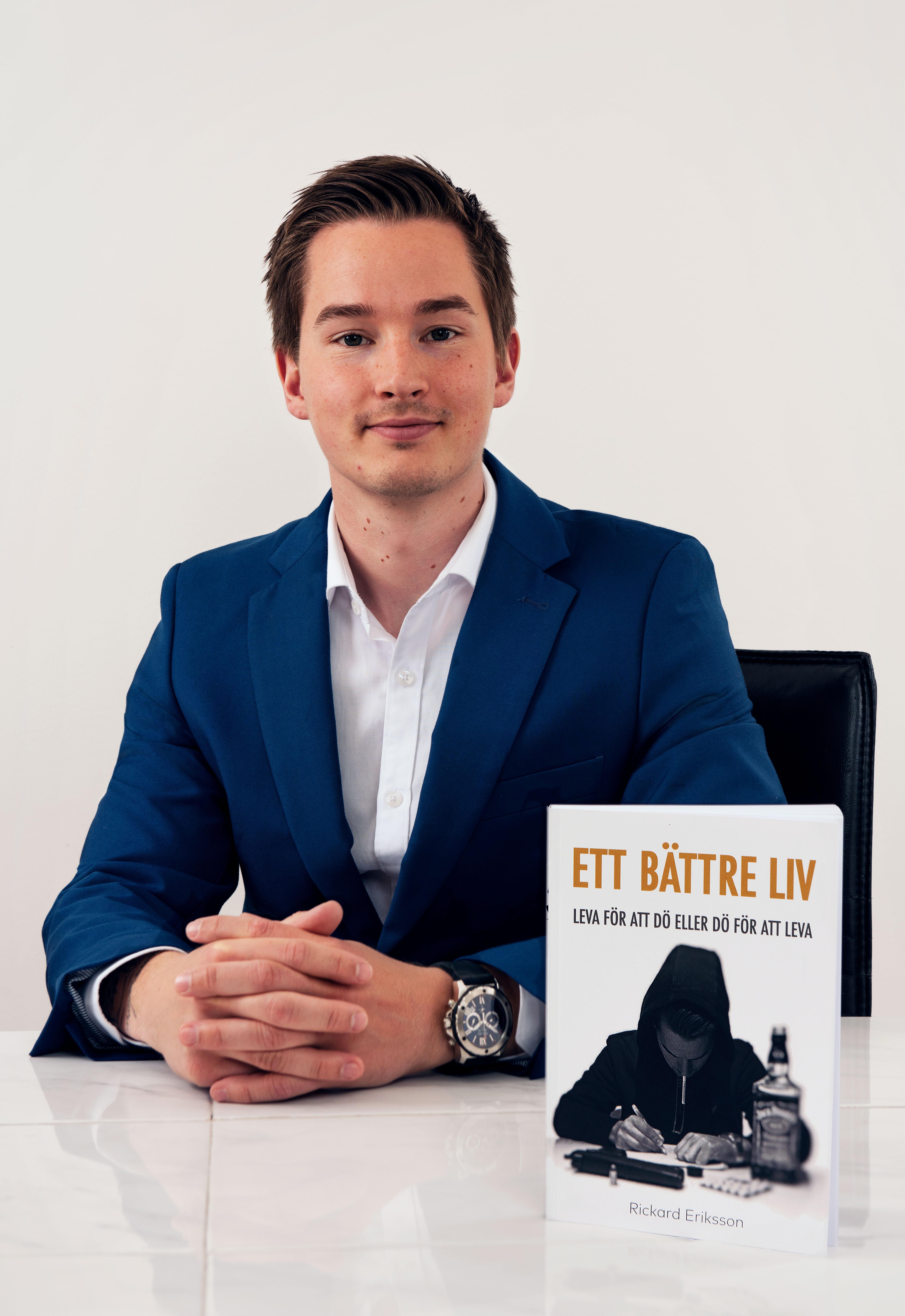Ett bättre liv av Rickard Eriksson