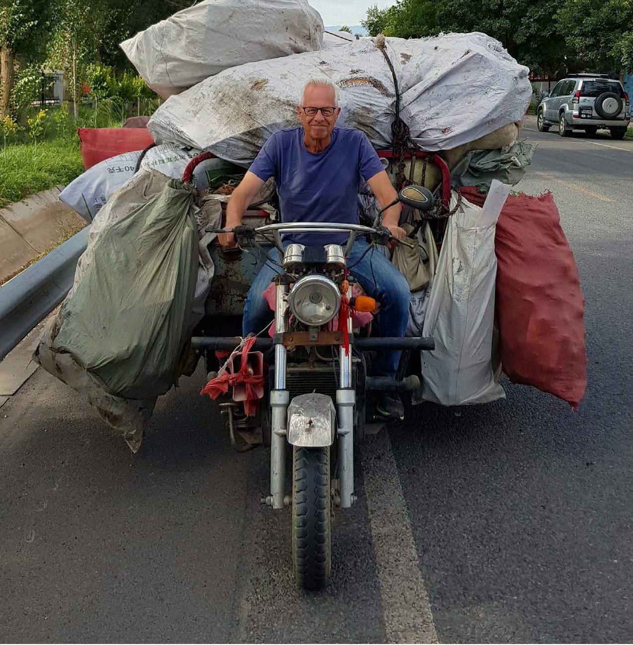 Författarintervju: Sven Gruvstad Från Malmö till Mumbai