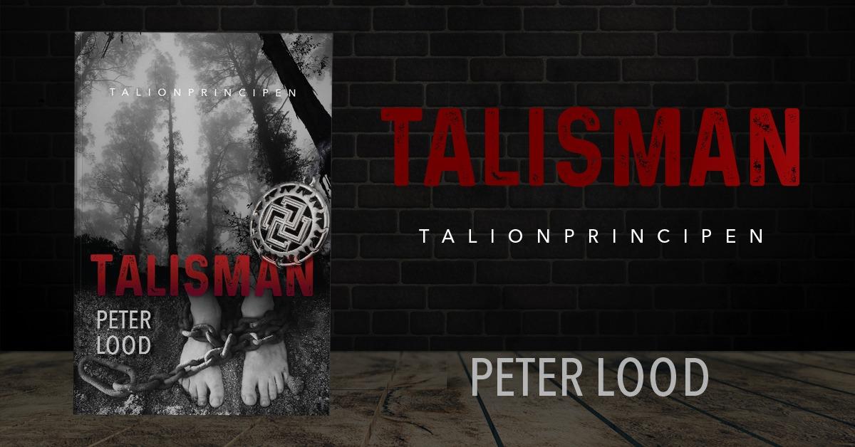 Författarintervju: Peter Lood Talisman