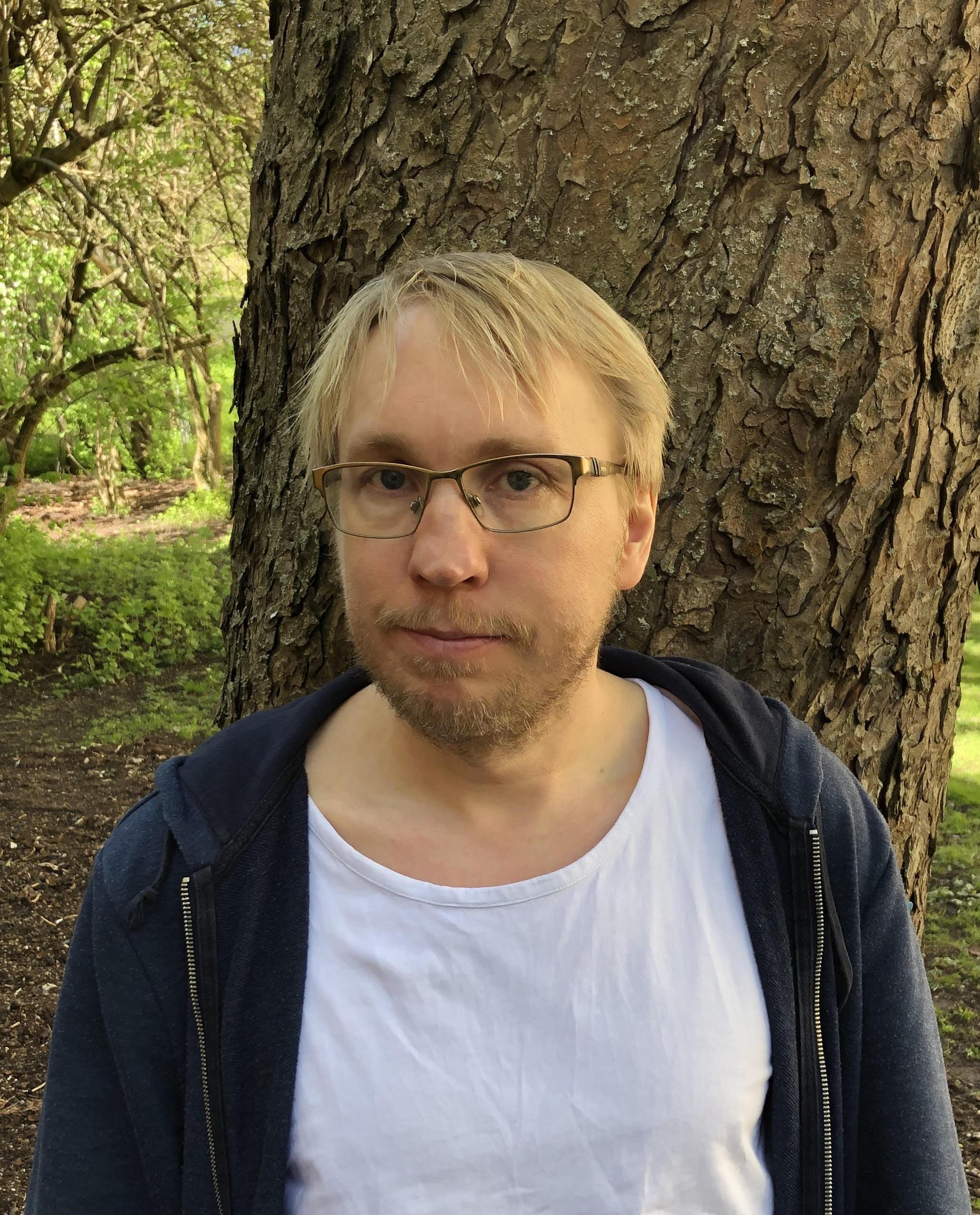 Intervju med Tomas Kindenberg - vinnare av Selmapriset 2020