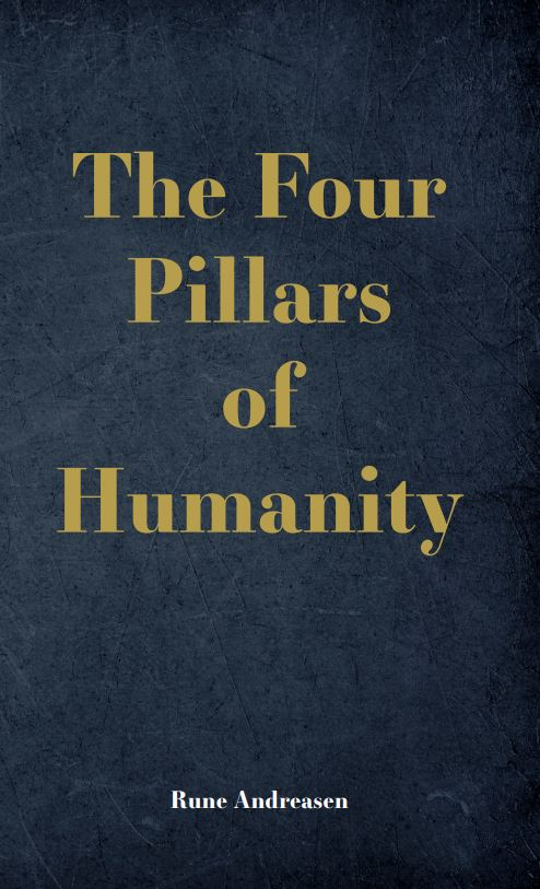 The Four Pillars of Humanity av Rune Andreasen