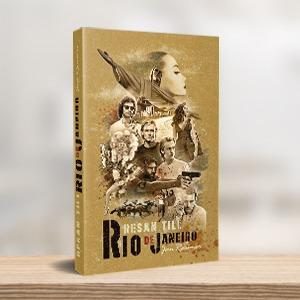 Författarintervju med Jan Raumer - RESAN TILL RIO DE JANEIRO