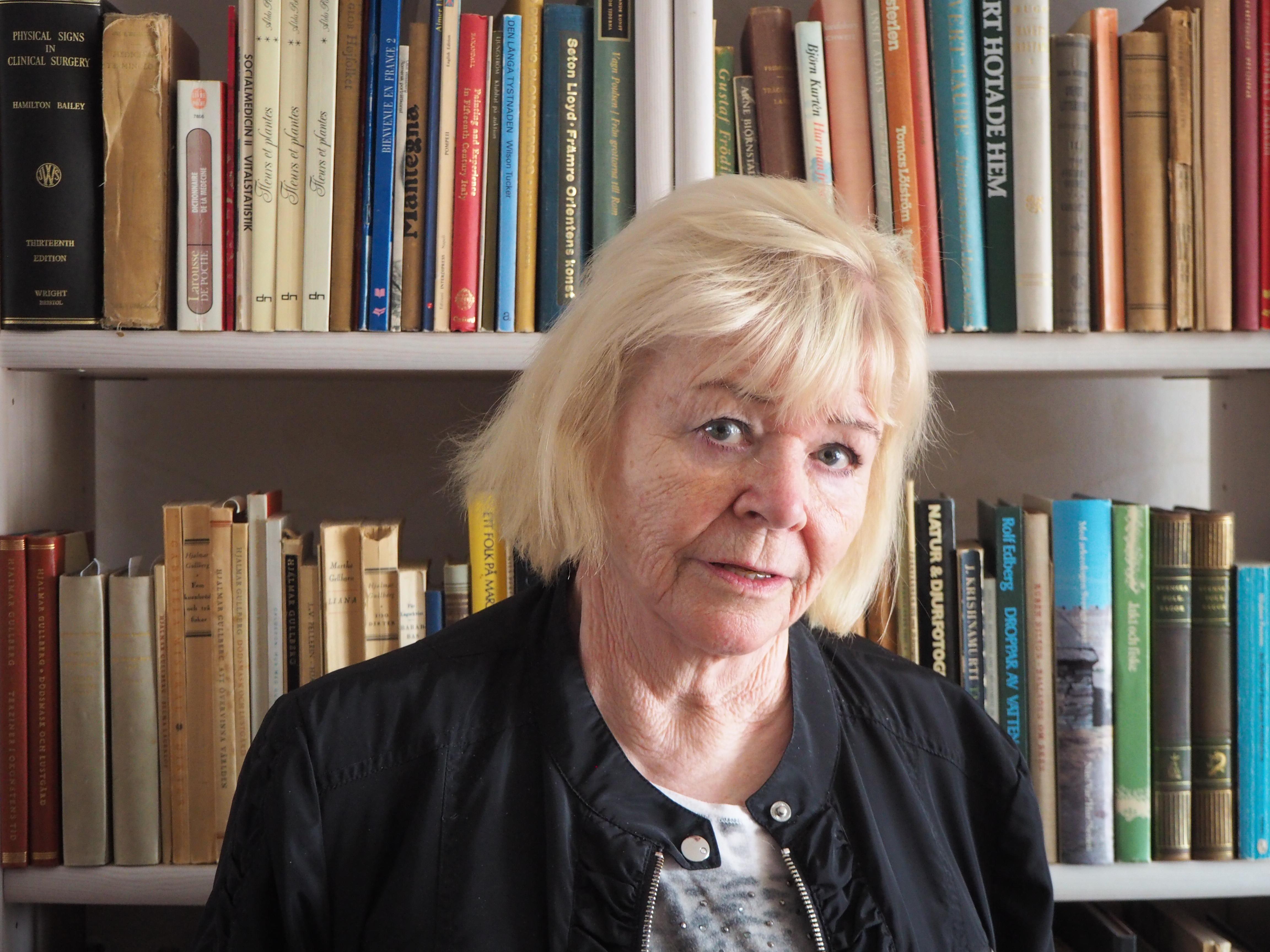 Magdalena Stjernberg tilldelas årets Selmapris för Den sista pandemin Del 1 – Fäboden